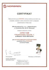 certyfikat-norgren