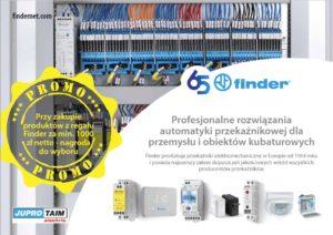 Przekaźniki FINDER