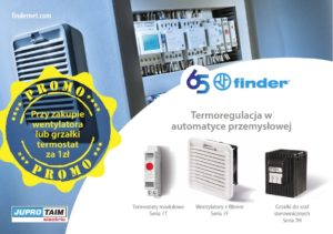 Termoregulacja FINDER
